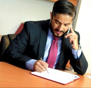 un avvocato